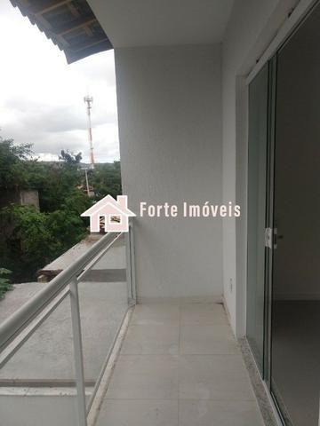 IF389 Casa Duplex 1ª Locação c/ 2 Quartos Sendo 1 com Sacada - Campo Grande RJ