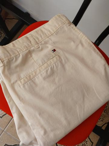 Calça masculina Tommy Hilfiger 54 cor clara - Foto 3