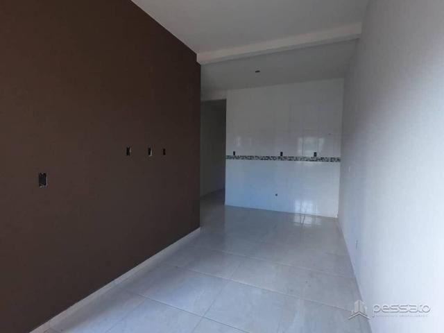 Casa com 2 dormitórios à venda, 50 m² por r$ 185.000 - bom sucesso - gravataí/rs - Foto 2
