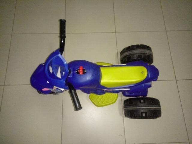 Moto infantil elétrica - Foto 4