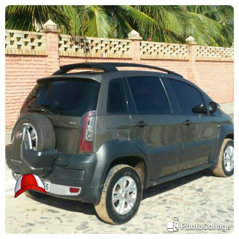 Fiat idea adventure 2012 1.8flex - Foto 2
