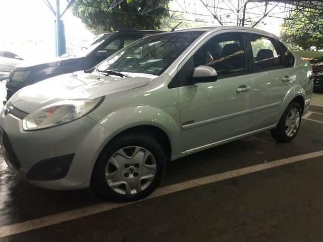 Fiesta sedan 2012 1.6 completo novinho - Foto 4