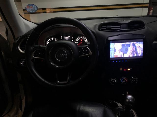 Vendo JEEP RENEGADE SPORT - Carro top Impecável - Foto 8