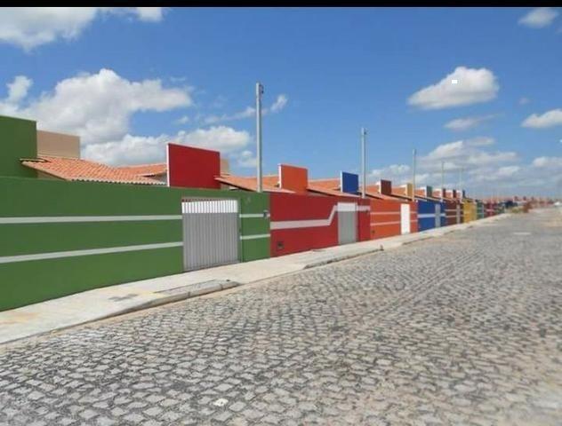 Pronta pra Morar Use seu FGTS na entrada Parcelas R$ 450,00  Casa 2/4 em Nova Esperança - Foto 7