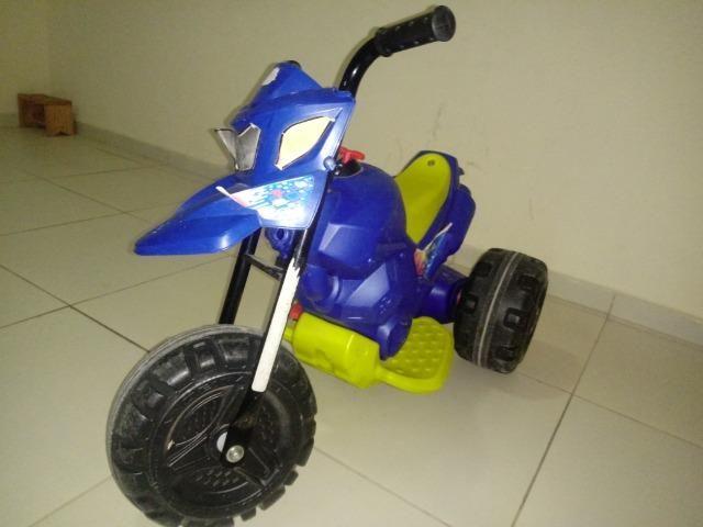 Moto infantil elétrica - Foto 3