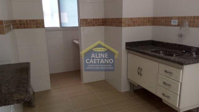 Apartamento à venda com 2 dormitórios em Centro, Mongaguá cod:AB2067 - Foto 6