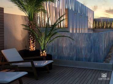 Apartamento à venda com 2 dormitórios em Centro, Ponta grossa cod:440 - Foto 2