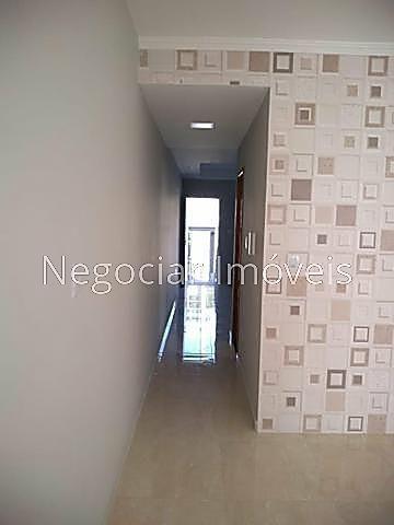 Casa nova com 3 quartos e 2 vagas no Recanto da Mata - Foto 7