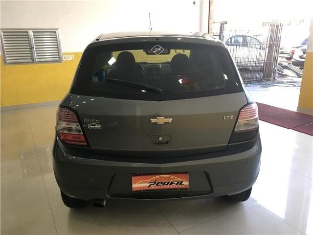 Chevrolet Agile 1.4 mpfi ltz 8v flex 4p manual - Foto 5