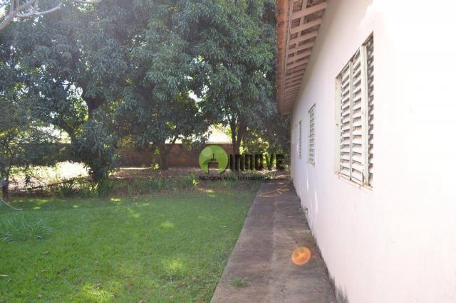 Chácara com 4 dormitórios à venda, 2450 m² por r$ 600.000 - condomínio estância beira rio  - Foto 13