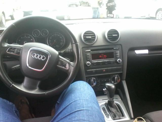 Vendo um lindo Audi A3 SPB 2.0 FSI