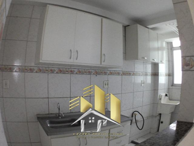Laz- Alugo apartamento 3Q condomínio com lazer completo - Foto 6