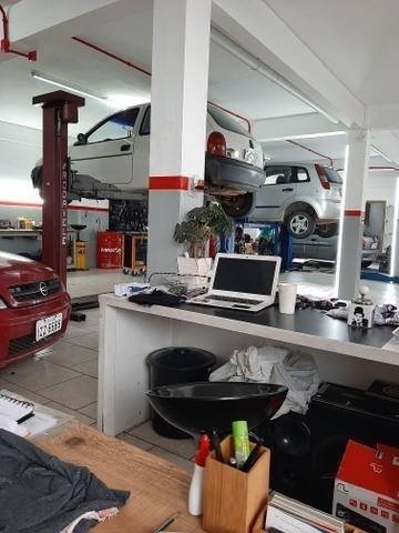 Oficina mecânica completa