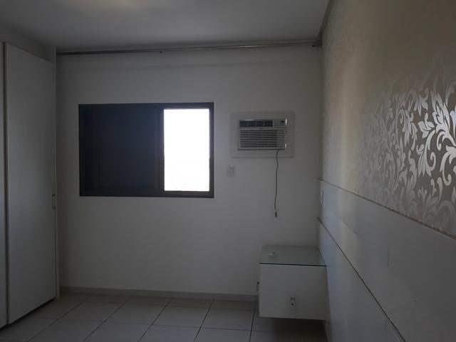 Apto Semi Mobiliado 3 Suítes prox Shop. Pantanal - Foto 7