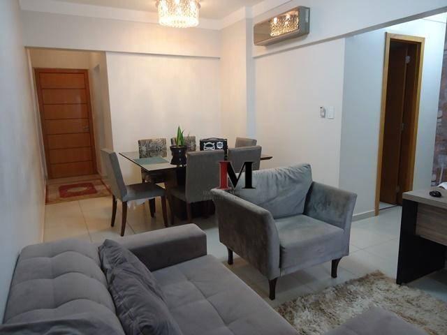 vendemos apartamento mobiliado com 2 quartos no Res Torre de Italia