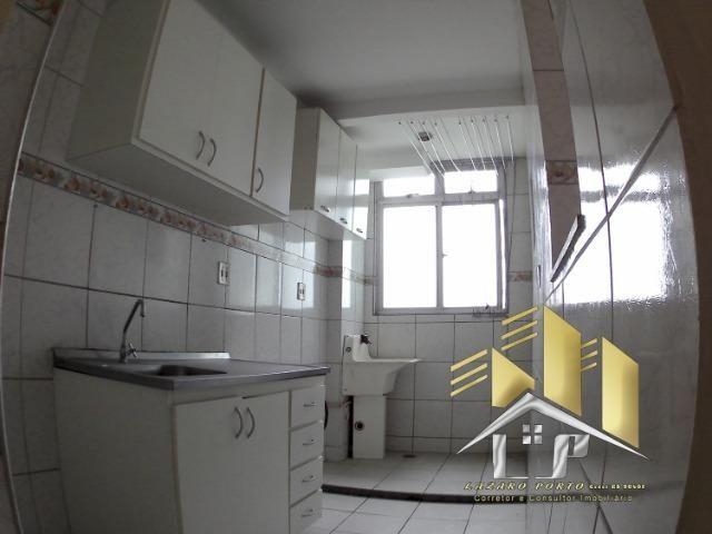 Laz- Alugo apartamento 3Q condomínio com lazer completo - Foto 5
