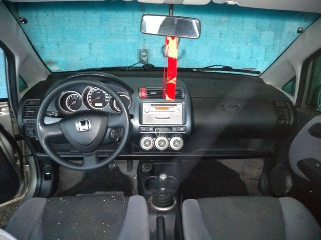 Lindo Honda Fit LXL 1.4 Completo Câmbio Manual - Foto 7