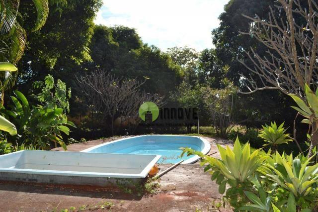 Chácara com 4 dormitórios à venda, 2450 m² por r$ 600.000 - condomínio estância beira rio  - Foto 12