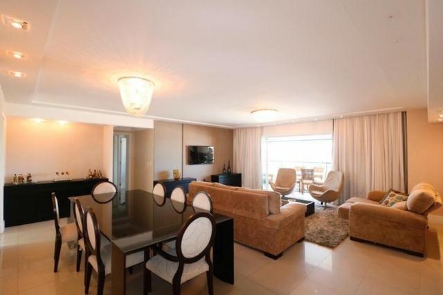 Apartamento mobiliado no Solar Alta Vista 4 suítes - Foto 2