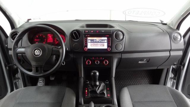 Volkswagen Amarok CD 2.0 S TDi AWD - Foto 7