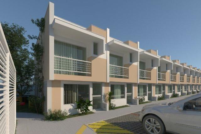Casa Duplex - Lançamento - 64m² - 2 suítes -SN - Foto 6