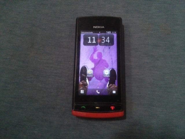 Celular Nokia-500