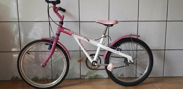 Bicicleta cargueira e infantil - Foto 2