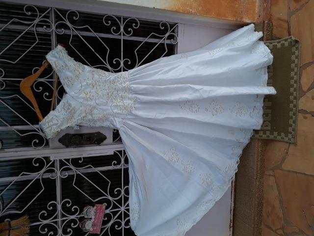 Vestido de noiva em Cambuquira, MG