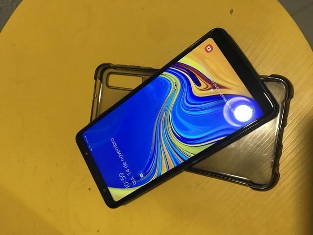 Samsung A7 128gb / 4GB Ram - Foto 2