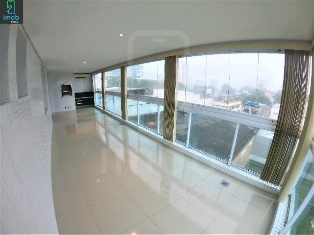 Diamond, 3 suítes, varanda com cortina de vidro (semi-mobiliado) - Foto 8