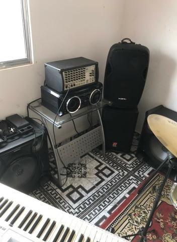 Sala de musica com aparelhos para alugar - Foto 7