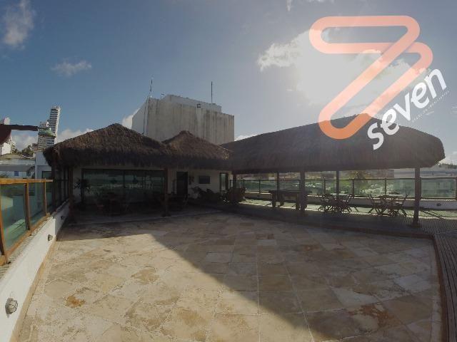 Flat - Ponta Negra - 36m2 - Beira-mar -SN - Foto 10