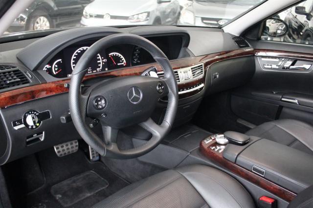MERCEDES-BENZ S 63 AMG 2009/2009 6.2 V8 GASOLINA 4P AUTOMÁTICO - Foto 15