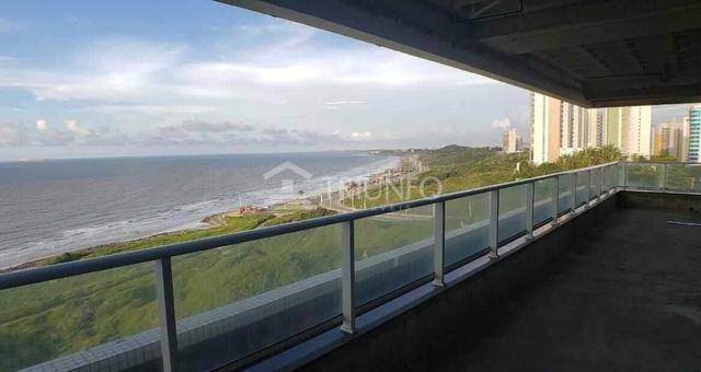 LYV - Apartamento novo/ 5 quartos/ vista mar - Foto 4