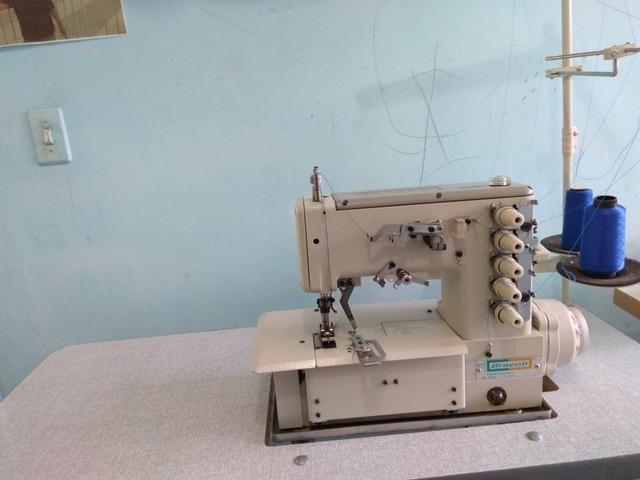 3 máquinas de costura industrial - Foto 4