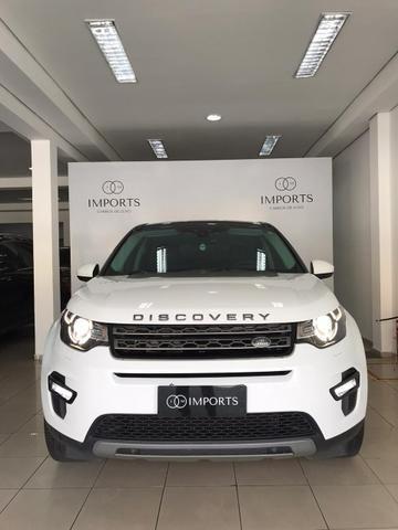 Discovery sport SE 2016
