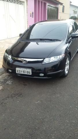 Honda Civic Sedan EXS 1.8 AUT.FLEX - Foto 9