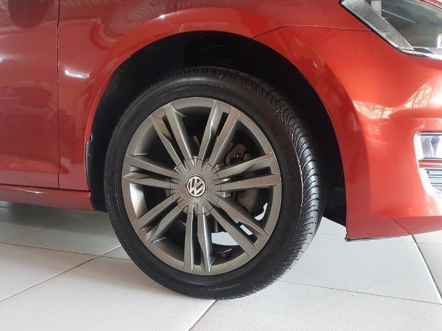 Vw - Volkswagen Golf Highline TSI 1.4 Automático Repasse Abaixo Da Fipe Financio Até 60X - Foto 17