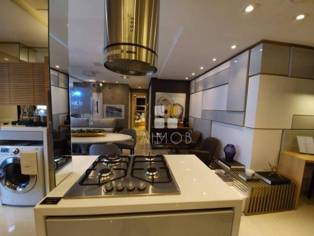 ECOVILLE - Lindo apartamento de 2 dormitórios 1 suíte no condomínio MADRI - Foto 9