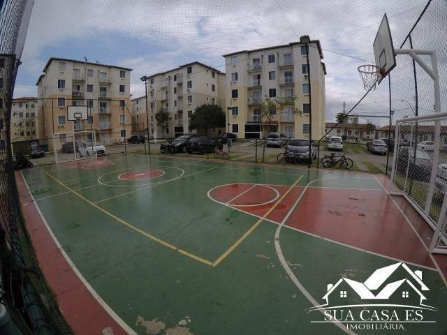 AP-Apartamento - 2 quartos - Sol da manhã - Em Manguinhos - Vila Geribá - Foto 4