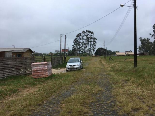 Terreno para venda em imbituba, alto arroio