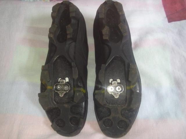 Sapatilhas para MTB - Rockrider XC 500/Tam. 44 BR - Foto 3