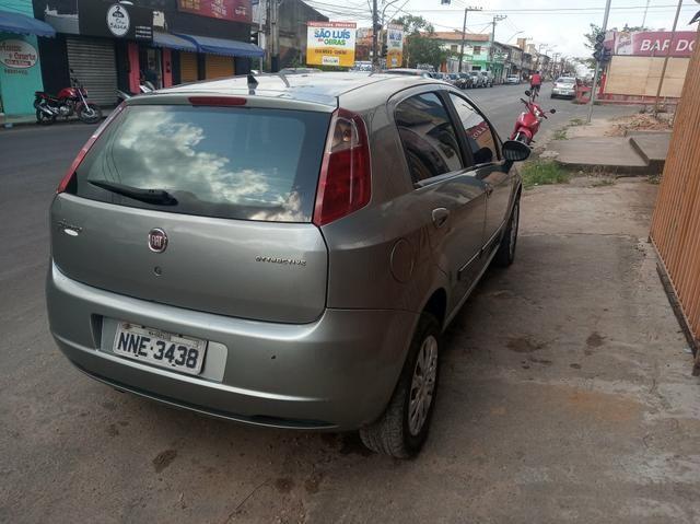 Fiat Punto 1.4 Attractive 2011 Completo - Foto 2