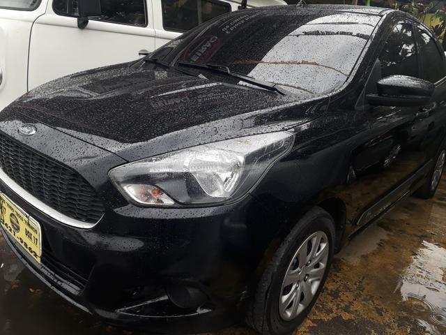 Ford ka hatch/ completo +gnv - Foto 2