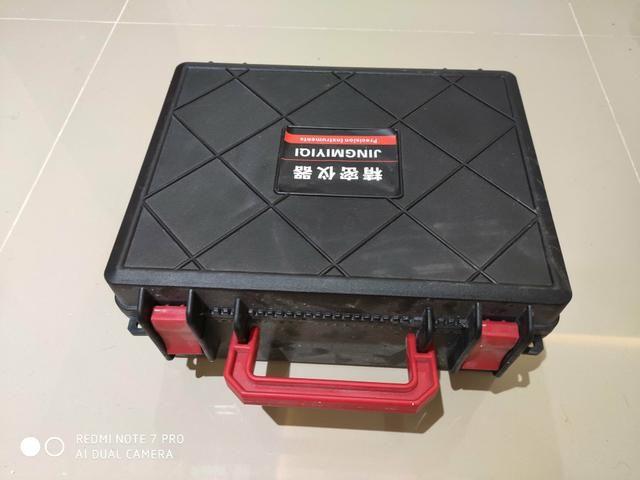 Nivelador a lazer 8 linhas controle remoto - Foto 2
