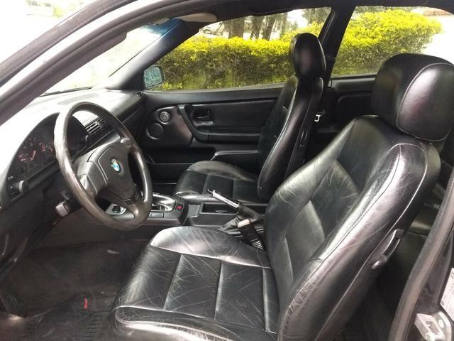 BMW 318i COMPACT ANO 95 MANUAL 4 CC COMPLETA FUNCIONA - Foto 8