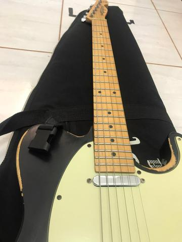 Guitarra Tagima T 405 Antique + brinde capa Gibsun - Foto 5