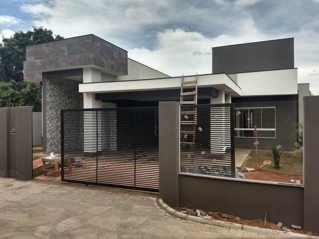 Arniqueiras QD 04 Casa 3 qts 2 suítes fino acabamento condomínio só 690mil Ac Imóvel - Foto 16