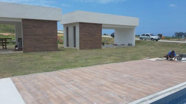 Riviera Classic em São Pedro lotes de 450 a 793 M² financiamento direto ótima localização - Foto 6