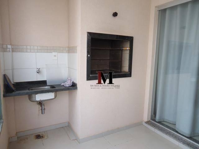 vendemos apartamento mobiliado com 2 quartos no Res Torre de Italia - Foto 9